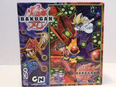 Bakugan Battle Brawlers CN Cartoon Network Puzzle 250 pieces