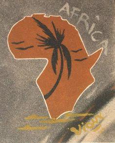 Cuadros de arena de Senegal