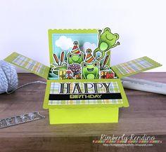 3/25/17.  Sunny Studio Stamps: Sunny Saturday Share Customer Cards