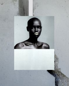 Grace Bol photographed by Bill Durgin for Surface August 2012.