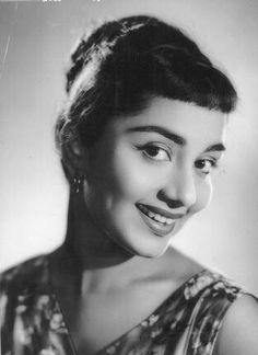 "Sadhana , who can forget the famous ""Sadhana cut "" hair style"