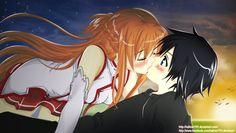 Sword Art Online ~ Kiss by hallow1791.deviantart.com on @deviantART