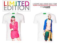 United Colors of Benetton per Fondazione Unhate - Novità e curiosità - diModa - Il portale... di moda