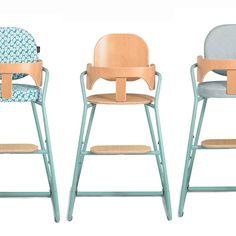 Une chaise haute pour enfant