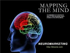neuromarketing-journey-the-emotional-gold-mine by b-to-one  via Slideshare