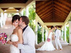Destination Wedding in Punta Cana.  Photo © Two Birds Photography 2012  http://www.TwoBirdsPhoto.com