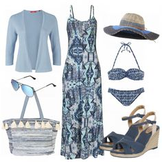 Sommer-Outfits: Clearwater bei FrauenOutfits.de