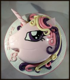 Cadence My Little Pony cake