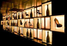 Barra champagne de Le Boutique Club, discoteca en Madrid