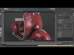 How to create bump maps from texture maps within Photoshop - YouTube