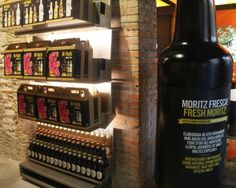 Tips from Barcelona – Fàbrica Moritz Beer Bottle, Europe, Drinks, Tips, Food, Drinking, Beverages, Essen, Beer Bottles