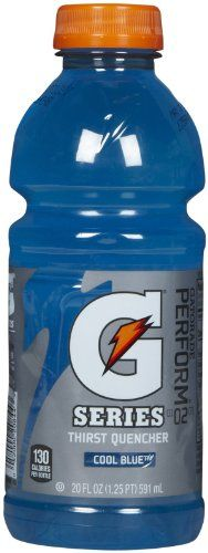 Gatorade Sports Drink, Cool Blue, 20 oz, 8 ct >>> You can get more details by clicking on the image.