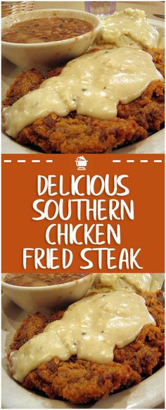 Delicious Southern Chicken Fried Steak – Page 2 – Home Famil.-Delicious Southern Chicken Fried Steak – Page 2 – Home Family Recipes Delicious Southern Chicken Fried Steak – Page 2 – Home Family Recipes - Chicken Fried Steak Easy, Beef Cubed Steak, Fried Chicken Recipes, Chicken Fried Steak Sandwich Recipe, Chicken Friend Steak, Steak Sandwiches, Fried Pork, Easy Steak Recipes, Beef Recipes