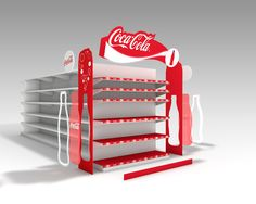 Coca-Cola // Gondola End on Behance