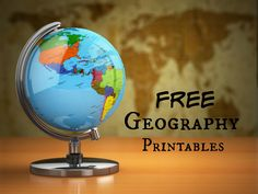 This week we are sharing freebies related to geography! If you don't need geography freebies right now, click here to find freebies related to other topics! We may also have some non-theme-related freebies at the bottom of each week's Freebie Friday post, so be sure to scroll all the way down to look for them. …