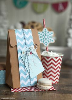 There is nothing that says Christmas better than a homemade holiday cookie. Why not host a Christmas Cookie Exchange Party with this fun party kit and free printable invitation.
