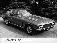 A Jensen Interceptor Jensen Interceptor, Gt Cars, Range Rover Sport, Commercial Vehicle, Car Humor, Motor Car, Cars And Motorcycles, Vintage Cars, Cool Cars