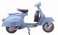 Vespa 150 Super de 1965