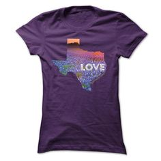 I Love Texas in the Spring time T Shirts, Hoodie Sweatshirts
