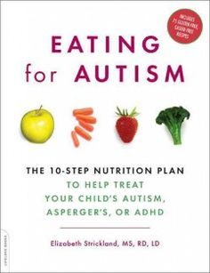 A breakthrough guide to the nutrition-autism connection: the foods, meals, and supplements to feed your child to improve an autism spectrum condition.
