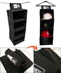 NEW ERA New Era Accessories Cap Rack Case Storage Rack NEWERA New Era NEW  ERA Hat