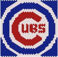 Chicago Cubs Christmas Ornaments
