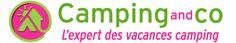 Camping-and-co.com : le site de référence pour réserver votre location en camping. Nos engagements : - Paiement sécurisé - Les meilleurs prix - Service Client disponible avant, pendant et après votre séjour  Plus de 700 campings en France, Espagne, Italie, Portugal.... Mobil-home, Chalet, Emplacements...