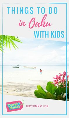 Oahu with Kids ~ Attractions the Whole Family Will Love Things to do in Oahu with kids that the whole family with love Honeymoon Vacations, Hawaii Honeymoon, Family Vacation Destinations, Romantic Vacations, Hawaii Vacation, Romantic Getaway, Hawaii Travel, Travel Usa, Vacation Ideas