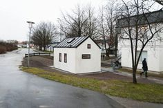 Tiny student house in Sweden