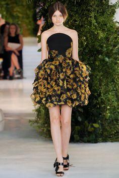 Delpozo Spring 2014 Ready-to-Wear Fashion Show