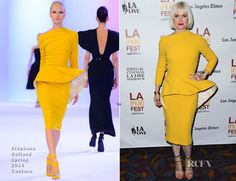 Gren Wells In Stéphane Rolland Couture – 'The Road Within' Los Angeles Film Festival Screening