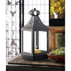 Wholesale Carriage Style Candle Lantern
