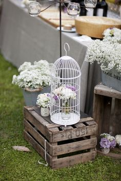Sònia y Pol, una boda inspirada en la jardinería