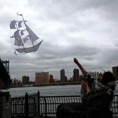 Fancy - Sailing Ship Kite