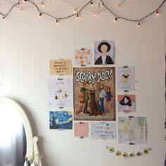 "freazypeach: ""a picture of my old wall """
