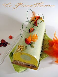 1000 images about perfect pastry 3 on pinterest noel christophe michalak and yule log - Decoration gateau professionnel ...