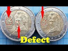 Timbre Collection, Old Coins Value, Euro Coins, Coin Values, Commemorative Coins, Coin Collecting, Austria, Make It Yourself, Parma
