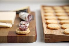 Killer App: Parmesan, Black Pepper, and Thyme Crackers