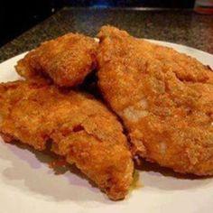 "Baked ""KFC"" chicken"