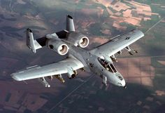 Pentagon Continues Controversial Plan to Slowely Retire A-10 Warthog