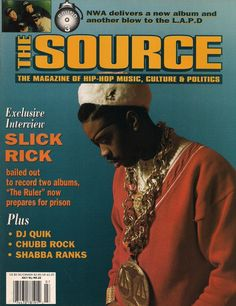 Slick Rick The Ruler