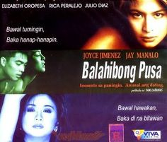 "3. Balahibong Pusa | Community Post: 19 Filipino Bold Movie Titles That Make You Say ""WTF?!?!"""