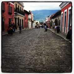 Antigua, Guatemala    I love this place...............