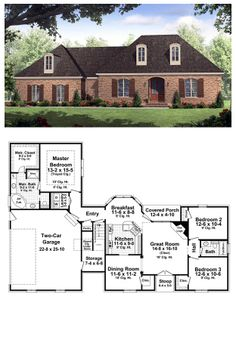 1000 images about floor plans on pinterest floor plans for 10 foot ceiling house plans