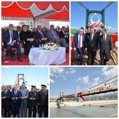 Karaçay Rekreasyon Köprü açılışını Sayın Valimiz, Milletvekilimiz, protokolün değerli üyeleri ve çok kıymetli hemşehrilerimizin katılımları ile gerçekleştirdik. Osmaniyemize hayırlı olsun.  Osmaniye Belediye Başkanı Kadir KARA #osmaniye #osmaniyebelediyesi #karacay #kopru #açılış