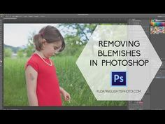Removing Blemishes in Photoshop | Floating Lights Photography | Castlegar, BC, Photographer