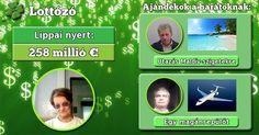 Mit fogsz adni a barátaidnak ha megnyered a lottót?