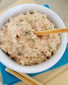 Dip léger de thon : la recette facile