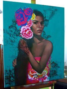 Pascale Taurua - Moving Tahiti