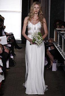 Brides: Carolina Herrera - Spring 2010 :